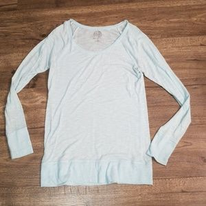 Light Blue Long Sleeve